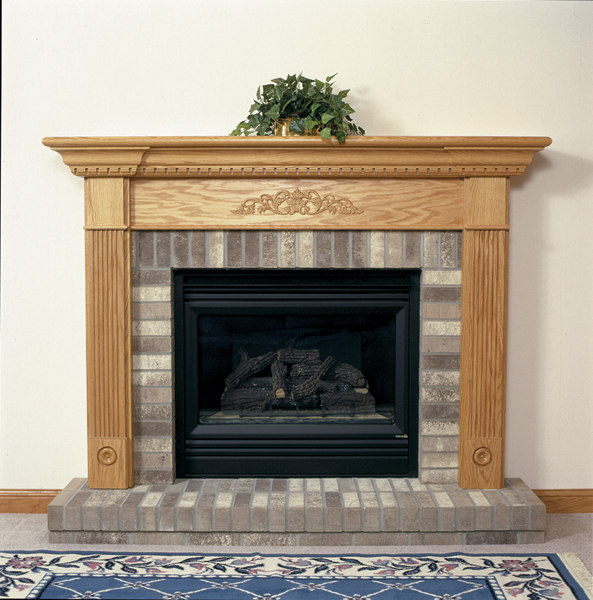 Gerald's Fireplace 600x800