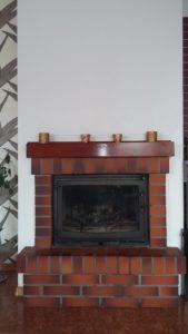 Sprzedaż i montaż wkładu kominkowego kratki.pl - realizacja inwestycji